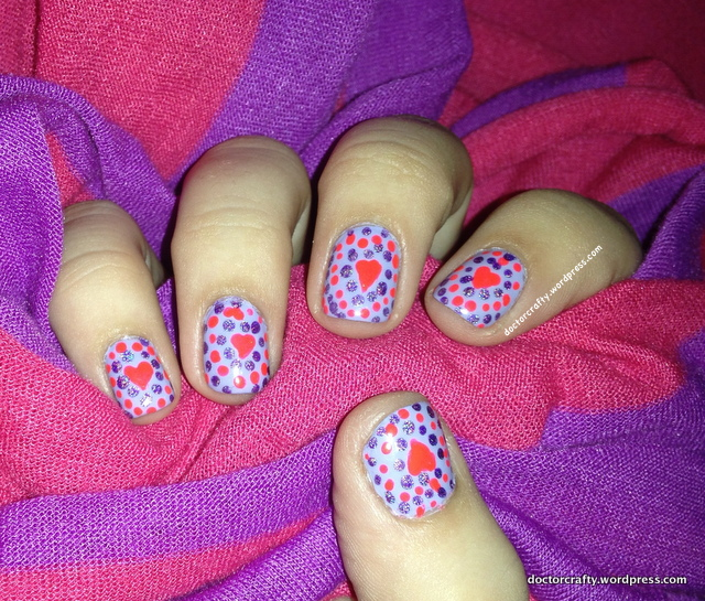 Cork People: Purple Heart Dotticure, Cork People, And First Stamping