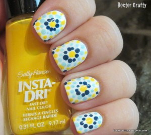 Colorful dotticure