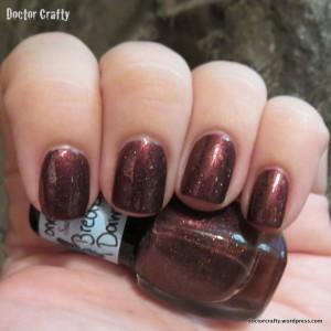 Sassy Polish & Scrubs Breaking Dawn nail polish swatch