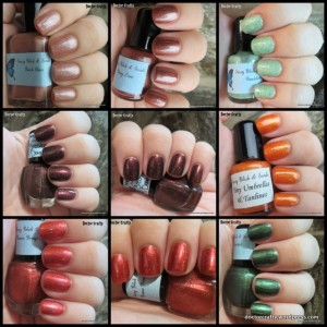 Sassy Polish & Scrubs review nail polish