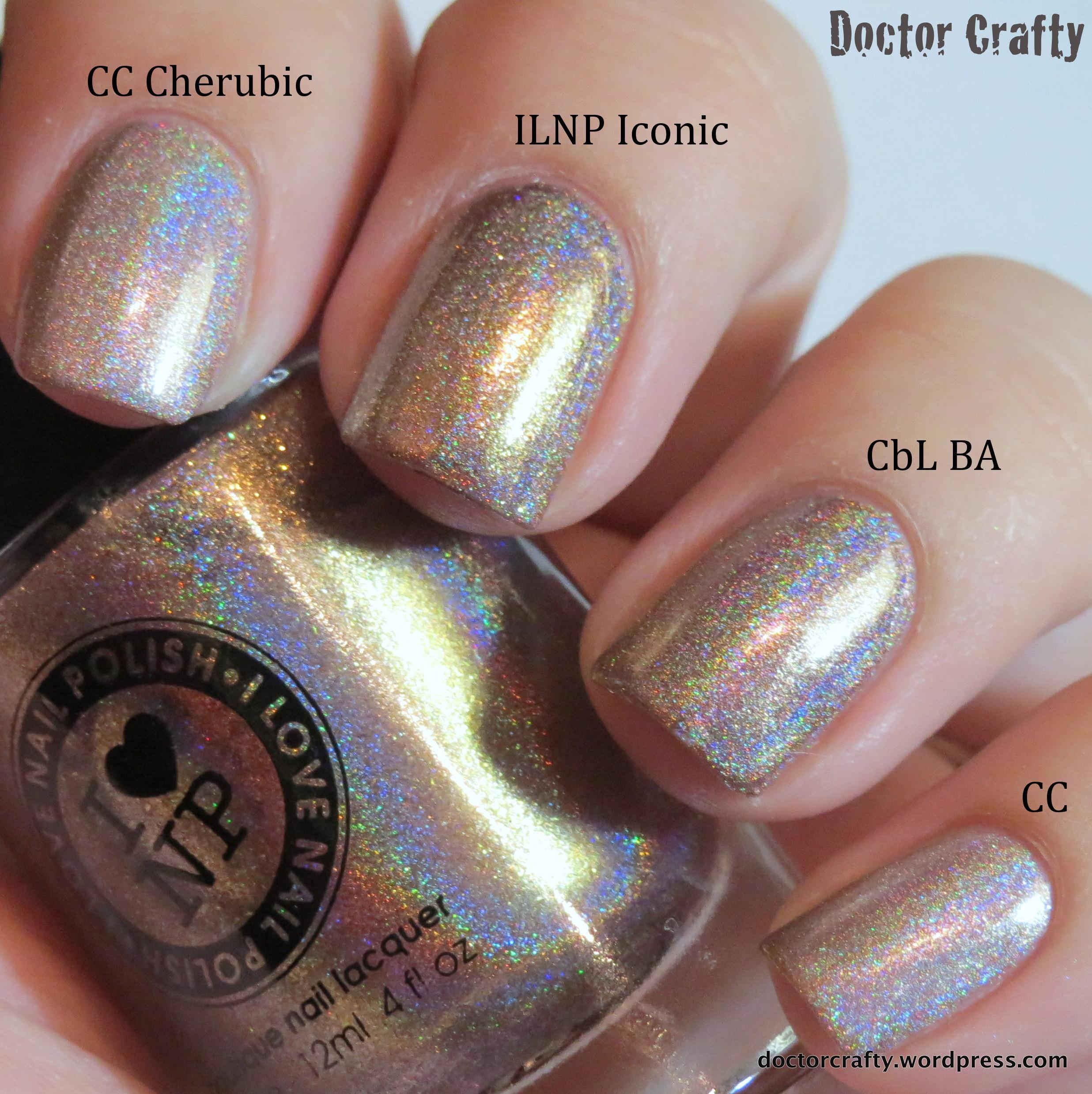 I Love Nail Polish | Doctor Crafty | Page 2