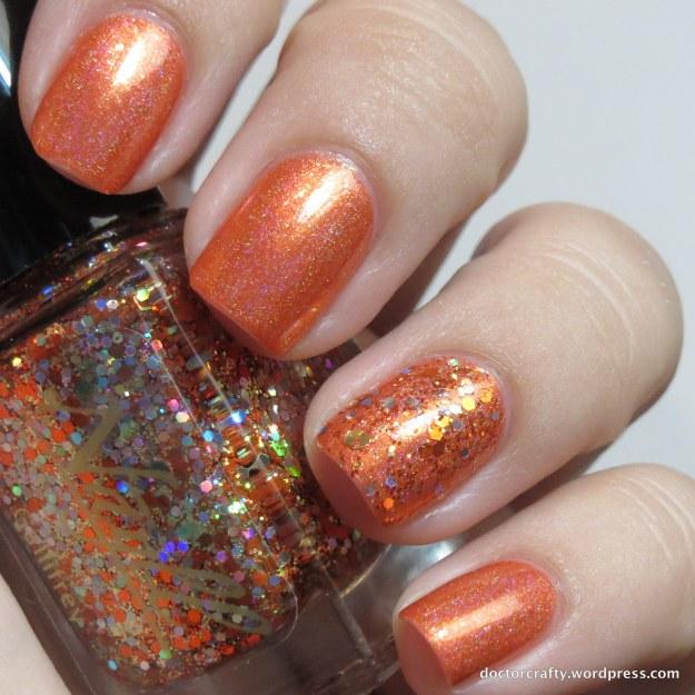 Holo + more sparkle