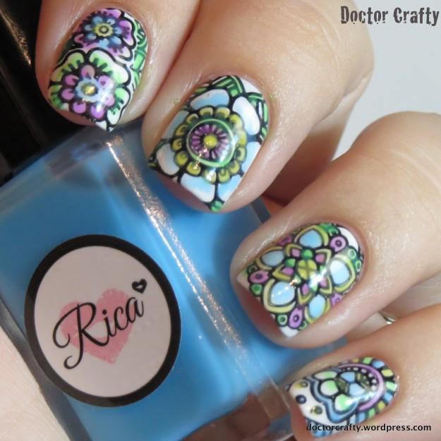 Rica leadlighting manicure