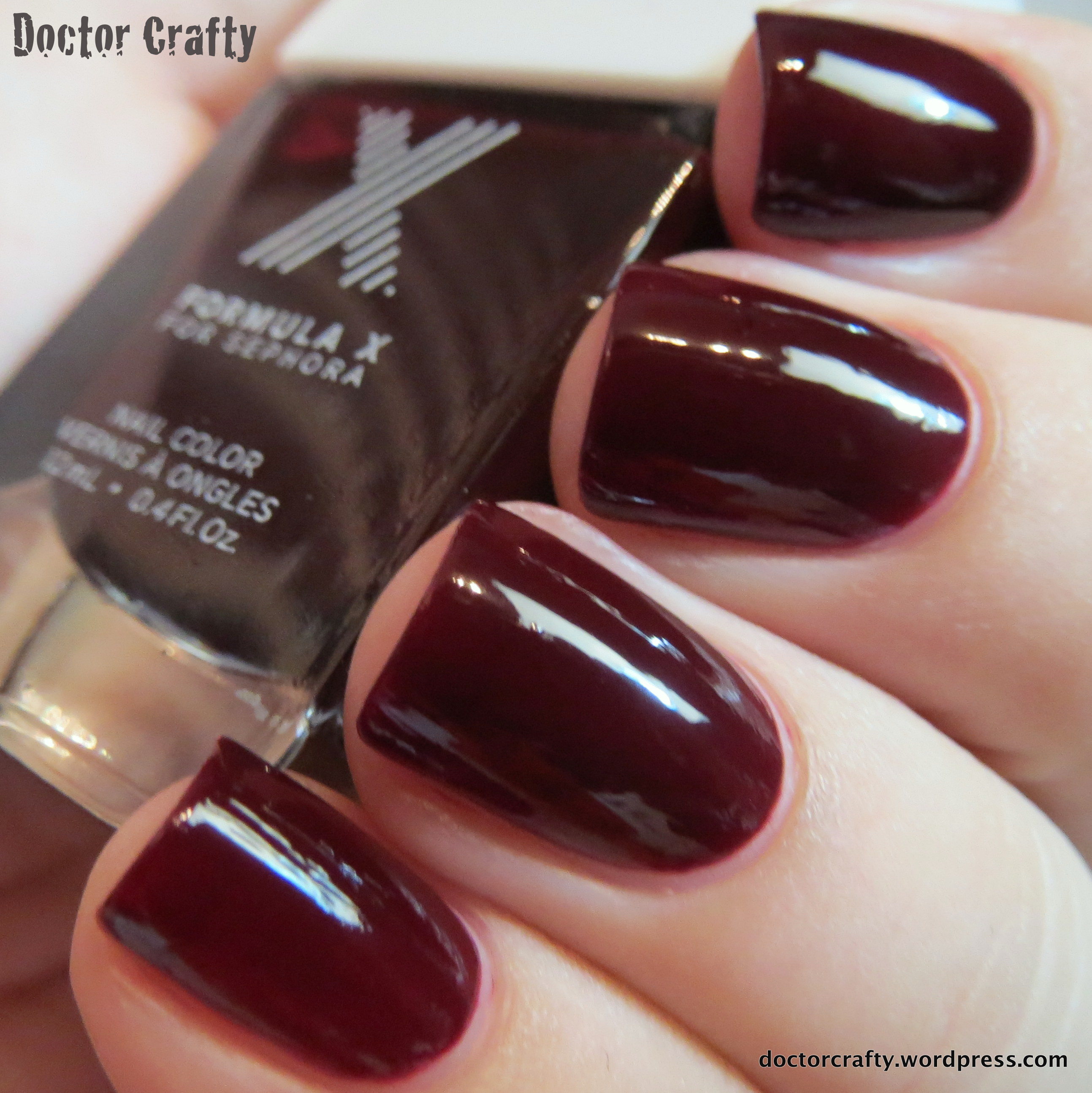 sephora formula x | Doctor Crafty