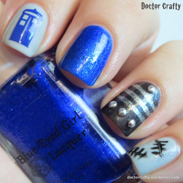 Doctor Who Manicure