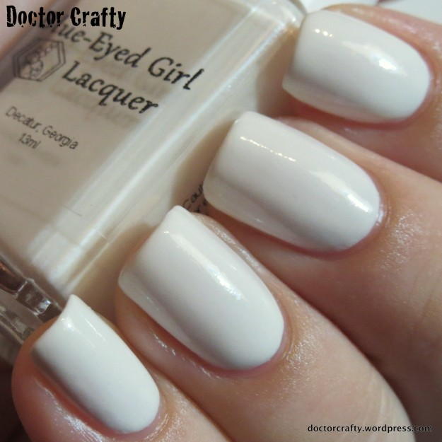 Blue-Eyed Girl Lacquer Grandpa