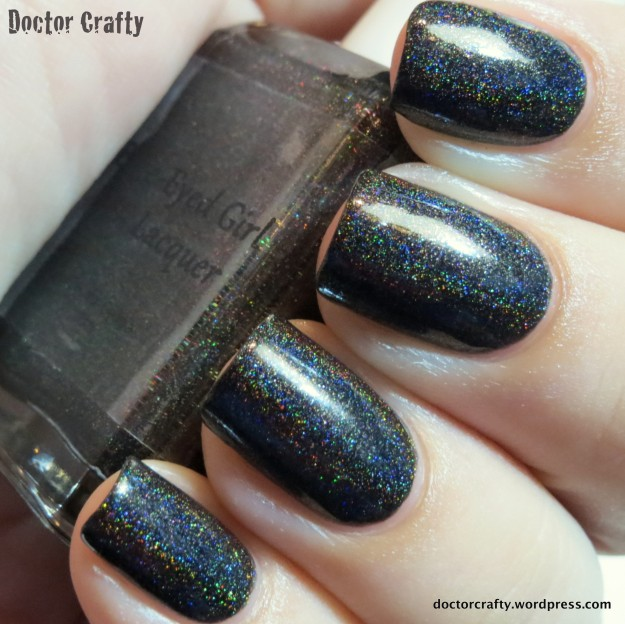 Blue-Eyed Girl Lacquer Zero Balance Dwarf Star Alloy