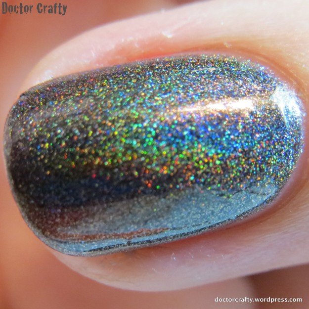 Look at that holo flash!