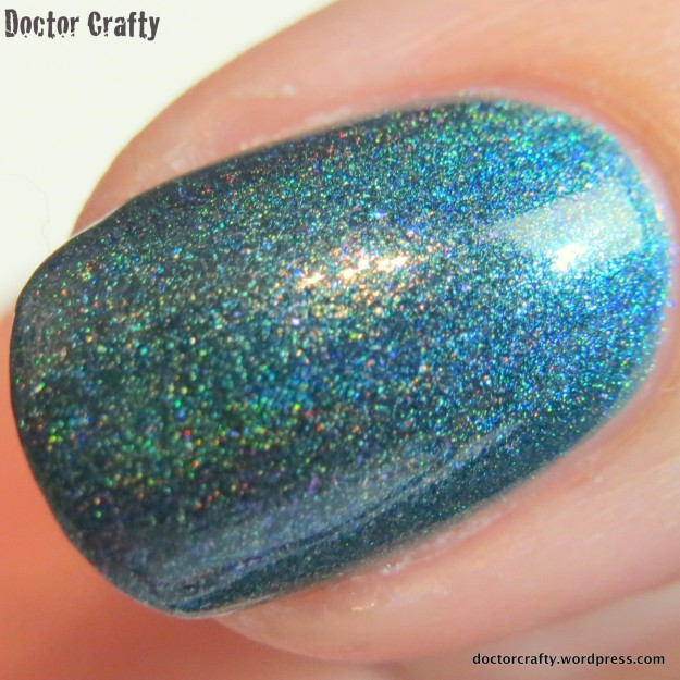 Blue-Eyed Girl Lacquer Void Stuff