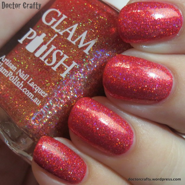 Glam Polish You Can't Stop The Beat