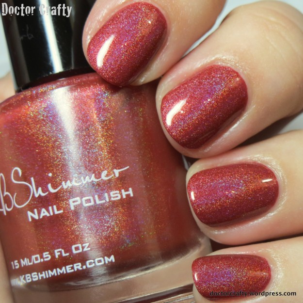 KBShimmer Men Are From Mars-ala