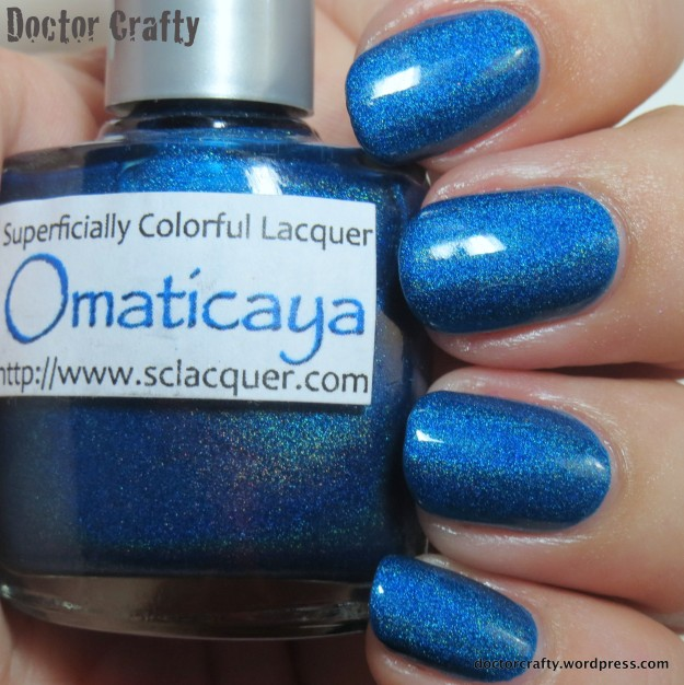 Superficially Colorful Omaticaya