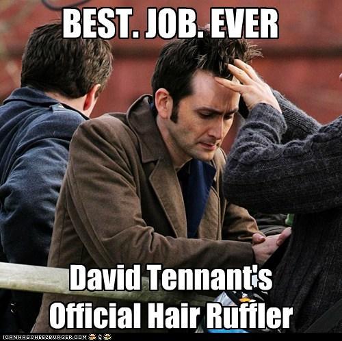 I'll take that job!