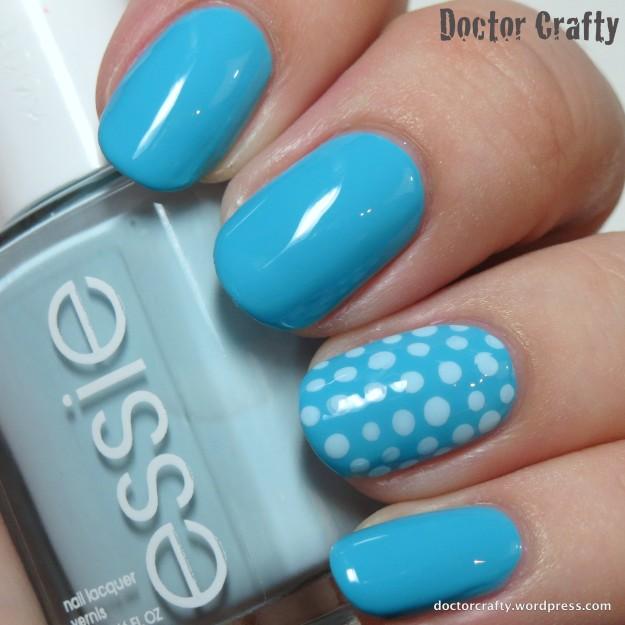 Blue dotticure