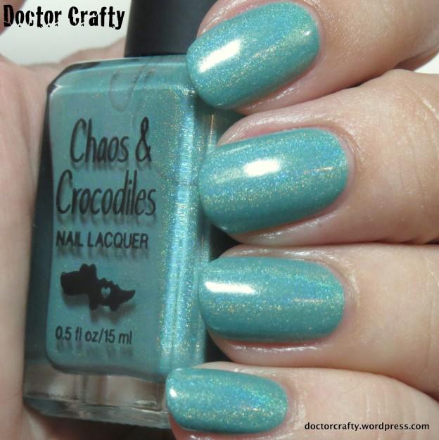 Chaos & Crocodiles Unicorn Symphony