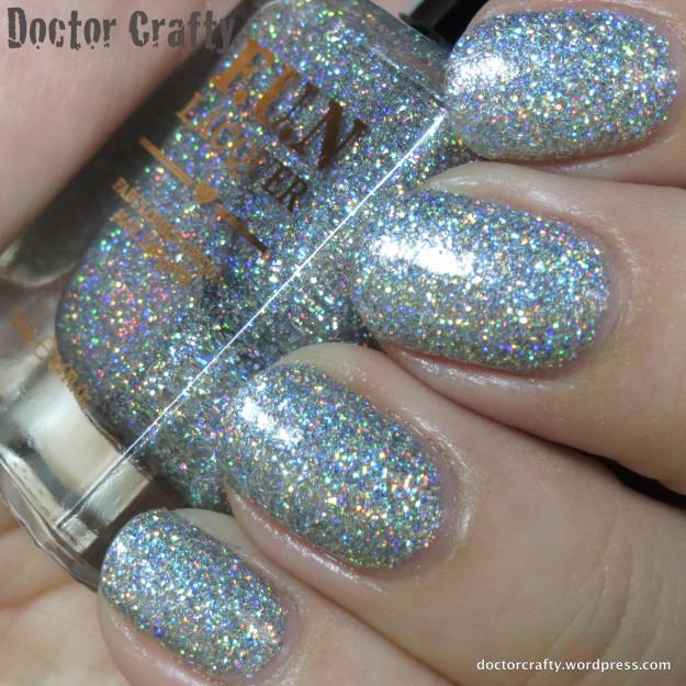 F.U.N. Lacquer 24 Karat Diamond (H)