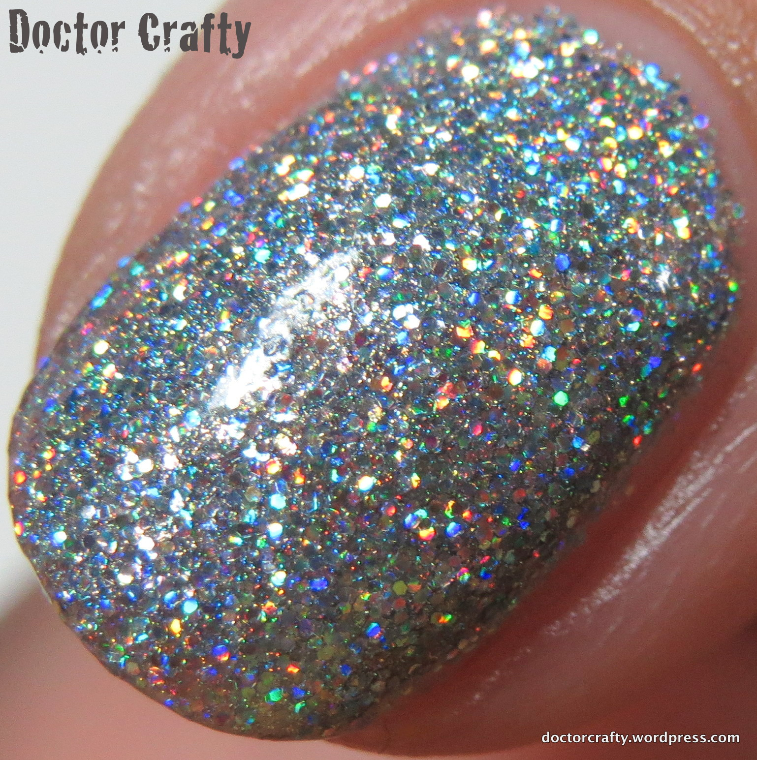 fun lacquer | Doctor Crafty