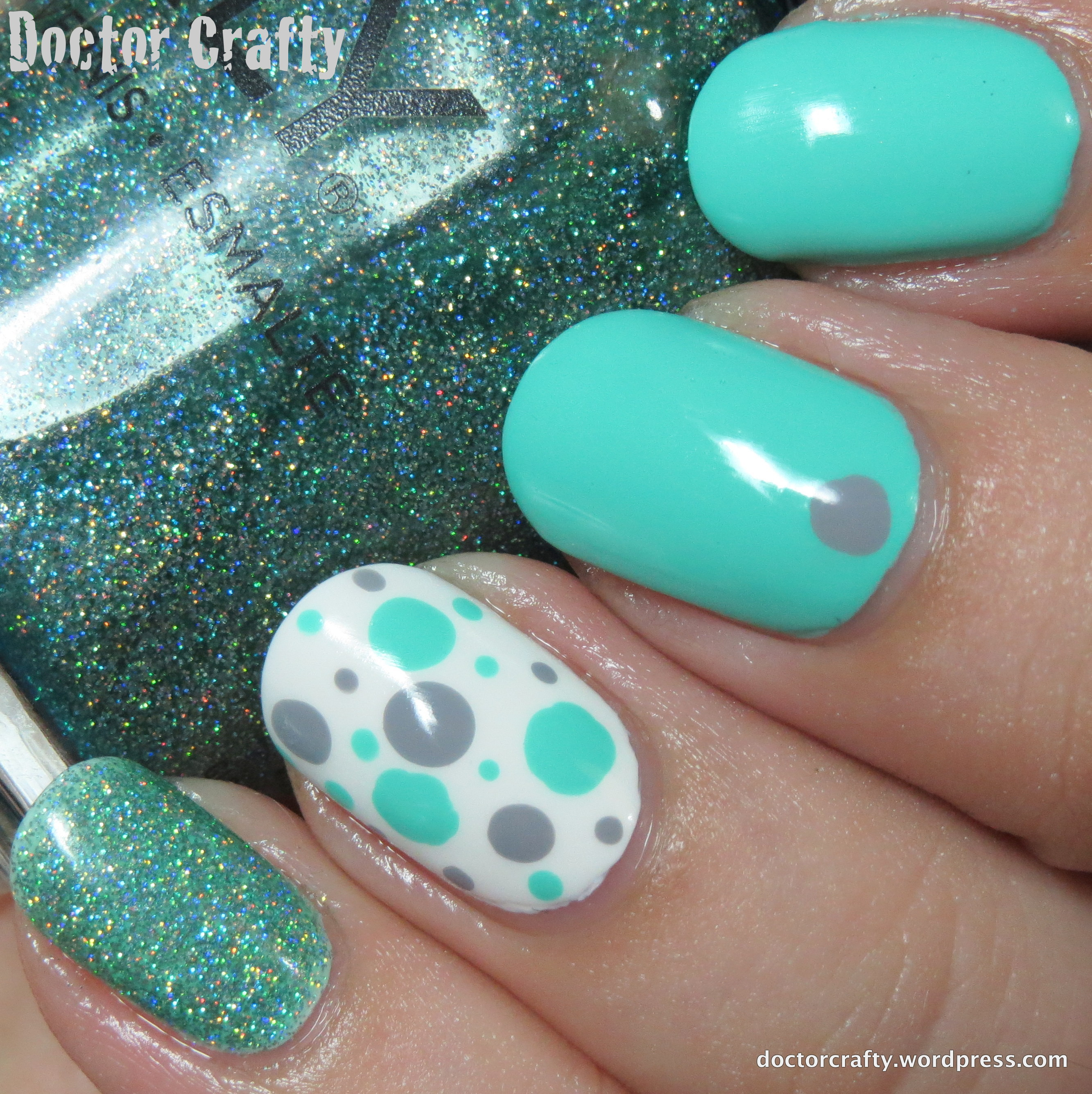 nail polish swatch | Doctor Crafty