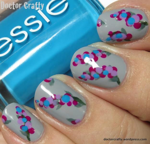 Gladiola Manicure